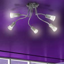 Wohnzimmer Lampen Ebay Büroleuchte Deckenlampe Flexibel Schwanenhals Lampe Wohnzimmer