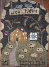 Primitive Hooked Rugs 2275 Best Rug Hooking Images On Pinterest Rug Hooking Primitive