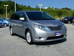 2015 Toyota Sienna Interior Used Toyota Sienna For Sale Carmax