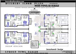 House Floor Plans For Sale Townhouse Real Estate Design Duplex House Floor Plan Sale