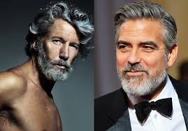 how to tame gray hair grey hair everything men need to know about going grey