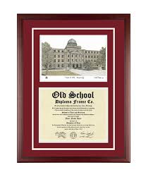 a m diploma frame diploma frame with tassel and picture images craft decoration ideas