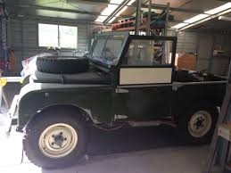 land rover series 1 hardtop land rover series 1 1955 located australia john brown 4x4