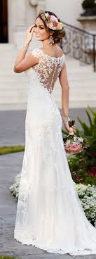 summer wedding dresses uk the 10 most pinned wedding dresses of 2016 weddingplanner co uk