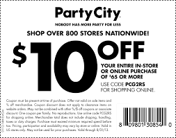discount coupons for spirit halloween store free printable party city coupon september 2017