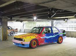 rainbow cars ken done bmw m3 1989