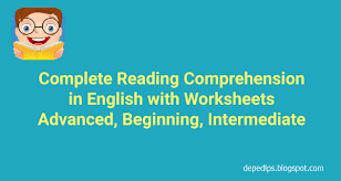 reading comprehension test ncae complete reading comprehension in english deped lp s