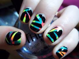 nail art idea cool nail art kids