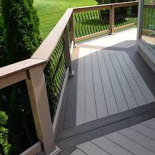 composite deck vs patios compare the pros u0026 cons and styles