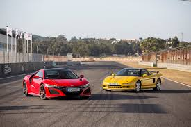 new honda sports car the new honda nsx motor sport magazine