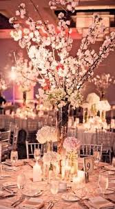 Cherry Blossom Tree Centerpiece by 18 Ideas To Steal For Your Cherry Blossom Themed Wedding