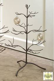ornament holder ornament tree brown 25 for displaying jewelry