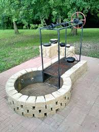 Firepit Blocks Best Cinder Block Pit Ideas On Rackhow To Make A For Outdoor