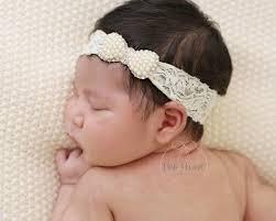 headband newborn baby princess lace rhinestone headband newborn christening