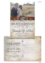 rustic save the date rustic save the date archives lot paperie