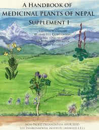 a handbook of medicinal plants of nepal supplement i pdf download
