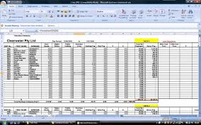 Calibration Spreadsheet Template Payroll Spreadsheet Template Free Contegri Com