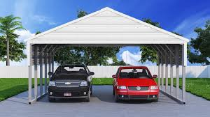 18x26 steel carport building