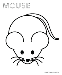 Coloring Page Mouse New Mouse Coloring Page For Your Coloring Books For Coloring