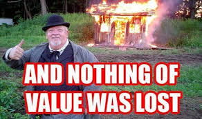 Lost Memes - and nothing of value was lost memes
