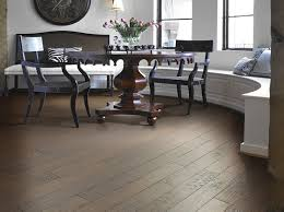 set your own trend with scraped hardwood flooring