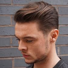 haircuts with longer sides and shorter back short sides long back trendy men hairstyle
