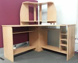 corner desk with hutch cherry desk design corner desk with