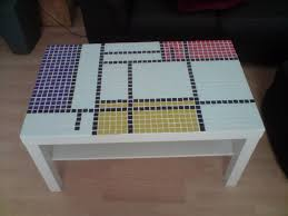 Ikea Lack Hacks 6 Hacks That Show How Well Mondrian Goes With Ikea Ikea Hackers