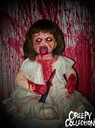 Scary Baby Doll Halloween Costume 51 Scary Doll Project Images Scary Dolls