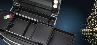 Portable Lighting For Makeup Artists Make Up Cases For Make Up Artists Cantoni Online Shop
