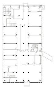 admin building floor plan administration office case study floor plans google search