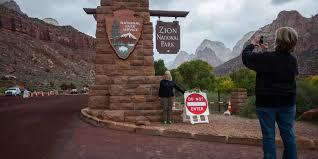 quotes zion national park crowds force zion to consider park entrance overhaul