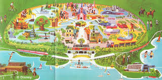 magic kingdom disney map magic kingdom maps galore imaginerding