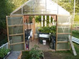 Greenhouses For Backyard Aquaponics Greenhouse Tour Youtube