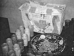 12305 Fifth Helena Drive Brentwood Los Angeles Marilyn Monroe U0027s Mexican Tumblers On Display At Christie U0027s Prior