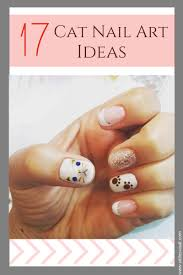 17 cat nail art designs that will make you the coolest cat lady