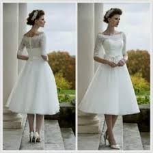 50 s style wedding dresses 50s style wedding dresses tea length naf dresses