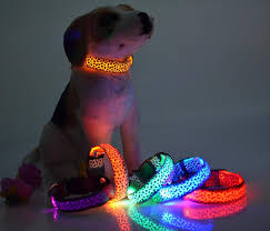 2018 Nice Light Up Led Dog Circle Collars Pet Led Products Make Your
