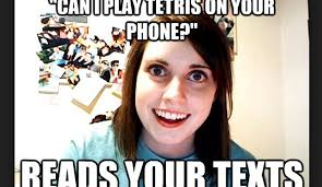 Laina Walker Meme - overly attached girlfriend adorably opens up about internet infamy