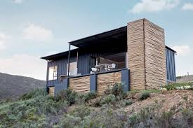 shipping container home rental has sweet valley views curbed