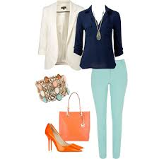 polyvore casual warm colors and business casual polyvore