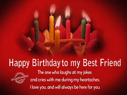 doc 400259 happy birthday cards for my best friend u2013 for my best