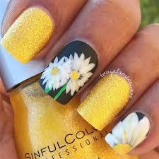 50 best u0026 cute spring nail art designs ideas trends u0026 stickers