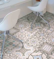 Vinyl Flooring For Bathrooms Ideas Morroco Safi 04 Cushioned Sheet Vinyl Flooring Moroccan Style