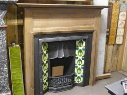 victorian oak fireplace surround 092ws 959 old fireplaces