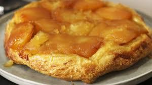 recette de la tarte tatin aux pommes caramélisées facile