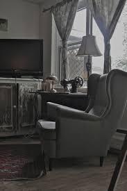 ikea hack diy wingback rocking chair ikea decora ikea strandmon armchair wing chair home deco pinterest