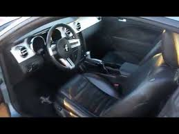 2005 ford mustang gt interior 2005 ford mustang gt premium for sale interior walkthrough