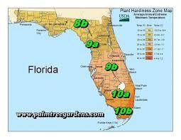 temperature map of florida 93 best florida landscape plants i images on