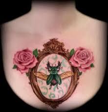 49 best color frame tattoos images on pinterest frame tattoos